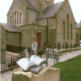 Bibliotheek Lerwick, Shetland