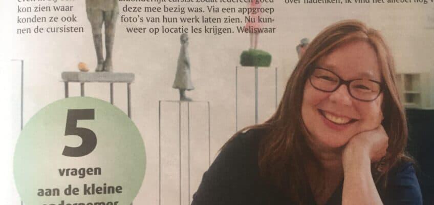Jannie Benthem,5 vragen