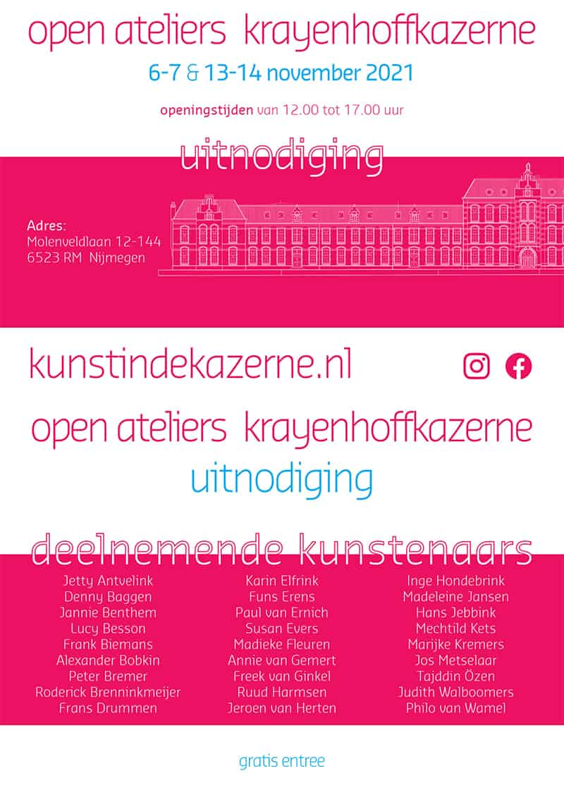 Open Ateliers 2021